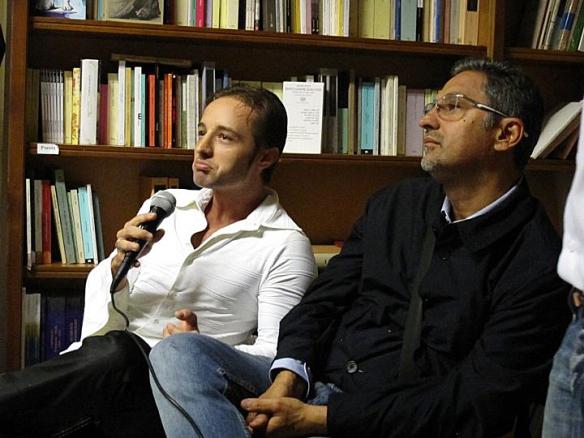 Angelo Forgione e Carlo Alvino