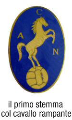 Napoli, il primo stemma col cavallo rampante (Il blog di Angelo Forgione)
