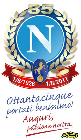 Auguri Di Buon Compleanno 85 Anni.85 Anni Di Passione Auguri Napoli Il Blog Di Angelo Forgione