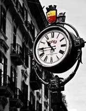 Orologio storico EAV