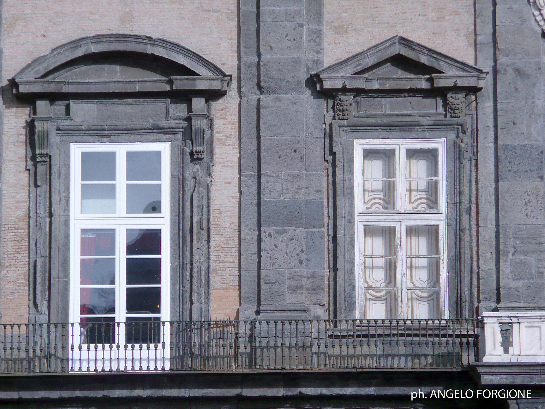 Prossimi lavori a palazzo reale via lo sconcio il blog - Finestre d epoca ...