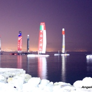 America's Cup World Series - Scatti dal lungomare