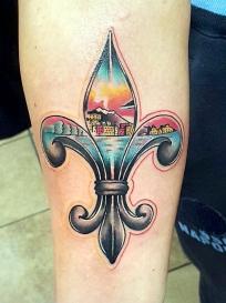tatuaggio_giglio